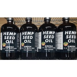 PURITY HEMP HEMP SEED OIL SUPERFOOD