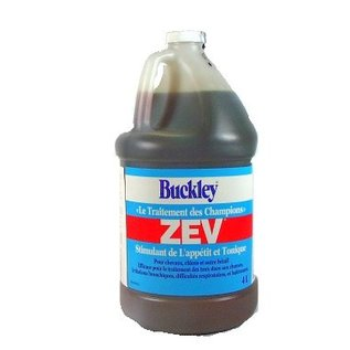 DOMINION VETERINARY LABORATORIES BUCKLEY'S ZEV