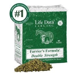 LIFE DATA LABS INC LIFE DATA DOUBLE STRENGTH FARRIER'S FORMULA
