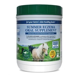 EQUINE MEDICAL SUMMER ECZEMA ORAL SUPPLEMENT