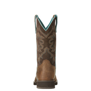 ARIAT ARIAT WOMENS DELILAH ROUND TOE COWBOY BOOT