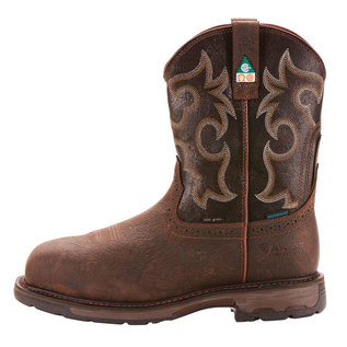 ARIAT ARIAT WORKHOG CSA WATERPROOF COMPOSITE TOE WINTER WORK BOOT  600g LINING