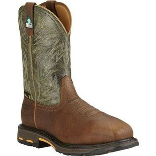ARIAT ARIAT WORKHOG WIDE SQUARE TOE METGUARD CSA COMPOSITE TOE WORK BOOT