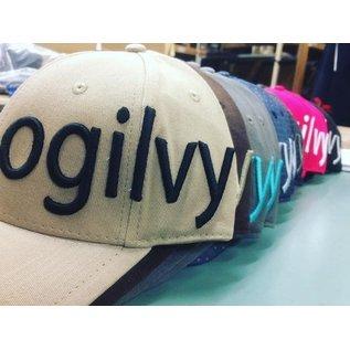 OGILVY OGILVY BALL CAP