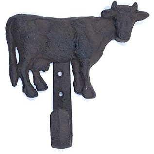 NACH CAST IRON COW HOOK