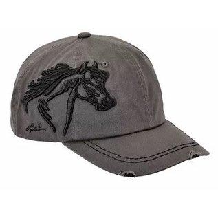 AWST 3D HORSE HEAD BALL CAP