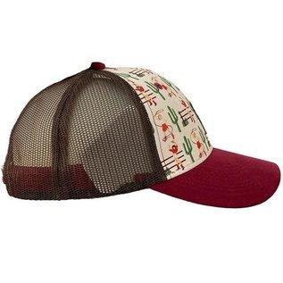 ARIAT ARIAT BALL CAP - COWGIRL CACTUS