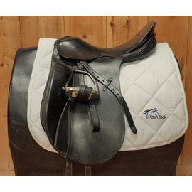 PASSIER USED PASSIER GRAND GILBERT DRESSAGE SADDLE