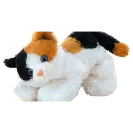 "AURORA MINI FLOPSIE ESMERELDA CAT - 8"""