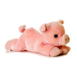 "AURORA MINI FLOPSIE PERCY PIG - 8"""