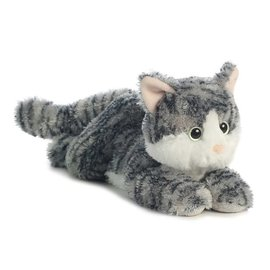 """AURORA FLOPSIE LILY CAT - 12"""""""