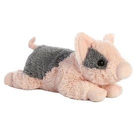 "AURORA FLOPSIE TIDBIT MINI PIG - 12"""