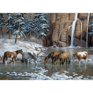 COBBLE HILL PUZZLE - SPIRIT OF THE ROCKIES