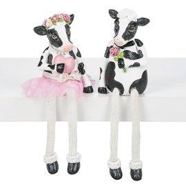 COW SHELF SITTERS