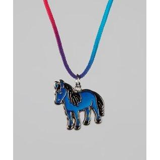 AWST AWST HORSE MOOD NECKLACE