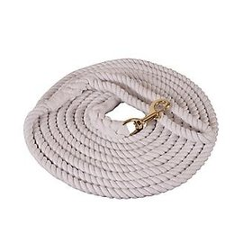 WESTERN RAWHIDE MUSTANG COTTON LUNGE LINE WITH SWIVEL