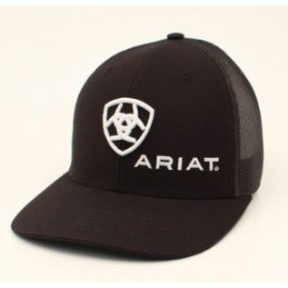 ARIAT ARIAT MENS CAP SHIELD - ONE SIZE FITS ALL