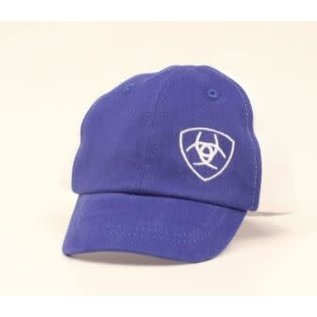 ARIAT ARIAT INFANT BALL CAP - BLUE