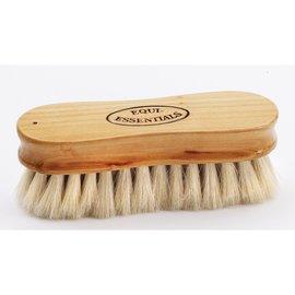 EQUI-ESSENTIALS FACE BRUSH WITH SUPER SOFT GOAT HAIR BRISTLES