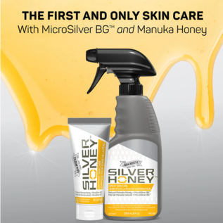ABSORBINE ABSORBINE SILVER HONEY WOUND CARE SPRAY