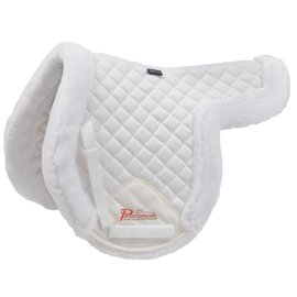 SHIRES SHIRES PERFORMANCE SUPAFLEECE RIMMED SHAPED HUNTER PAD