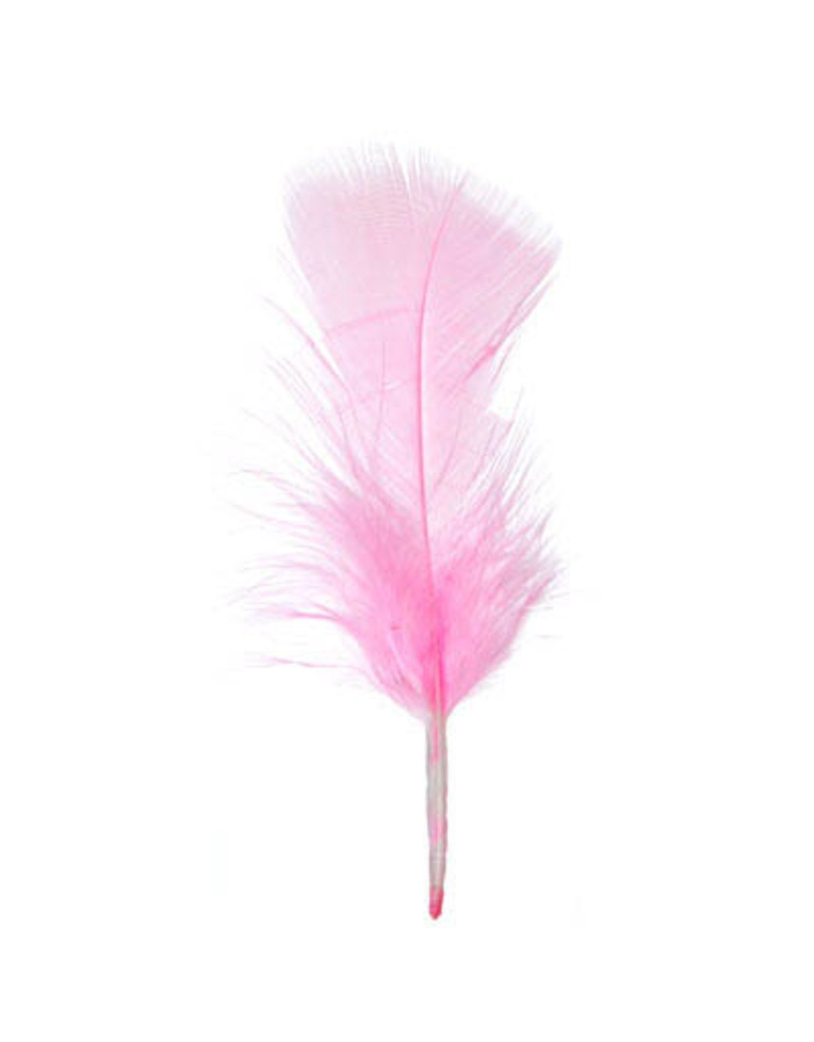 Marabou Feathers Pink 6g
