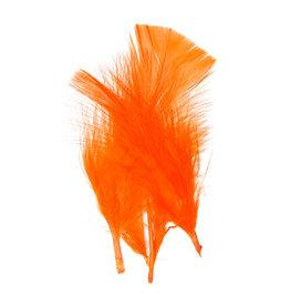 Marabou Feathers Orange 6g
