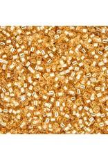 Miyuki db42b 11 Delica 25g  Gold s/l
