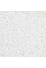 Miyuki db200b 11 Delica 25g  Opaque White