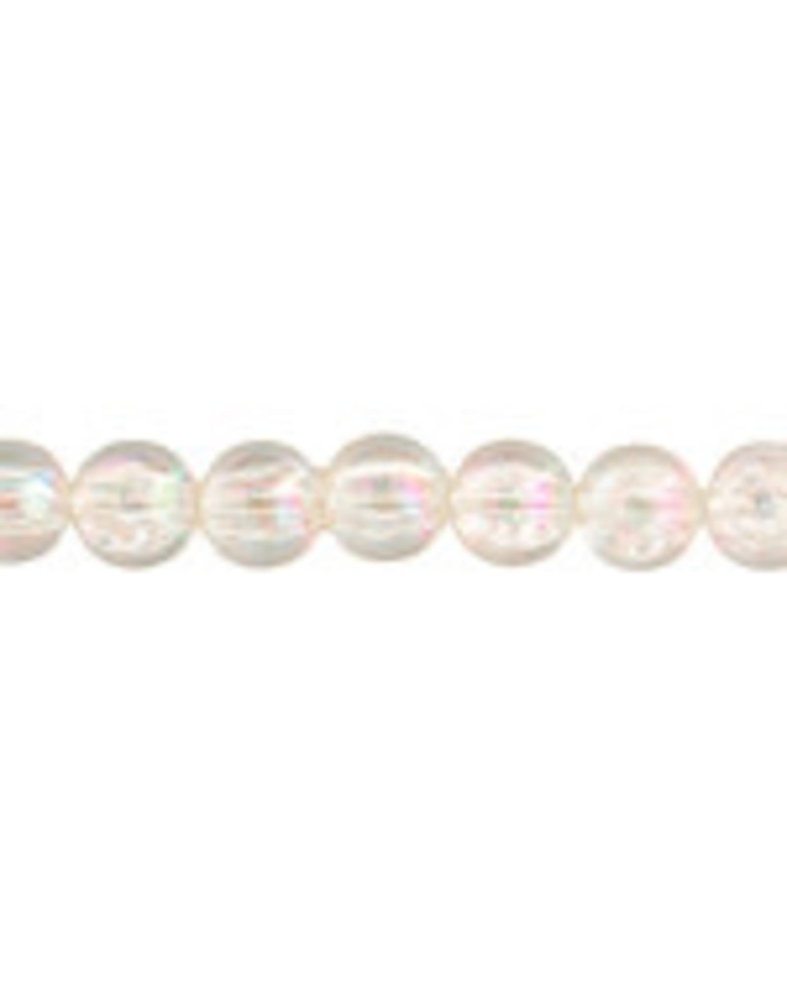 Craft Pearls 5mm Clear AB x250