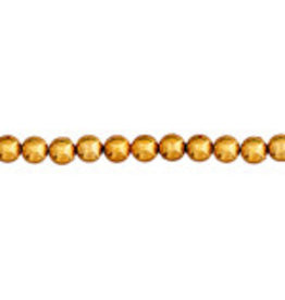 Craft Pearls 3mm Gold  x500