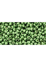 Toho pf560B 11 Toho Round 40g Green Metallic