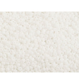 Czech 1002 10   Seed 20g Opaque White