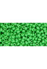 Toho 47 11  Round 6g Opaque Mint Green