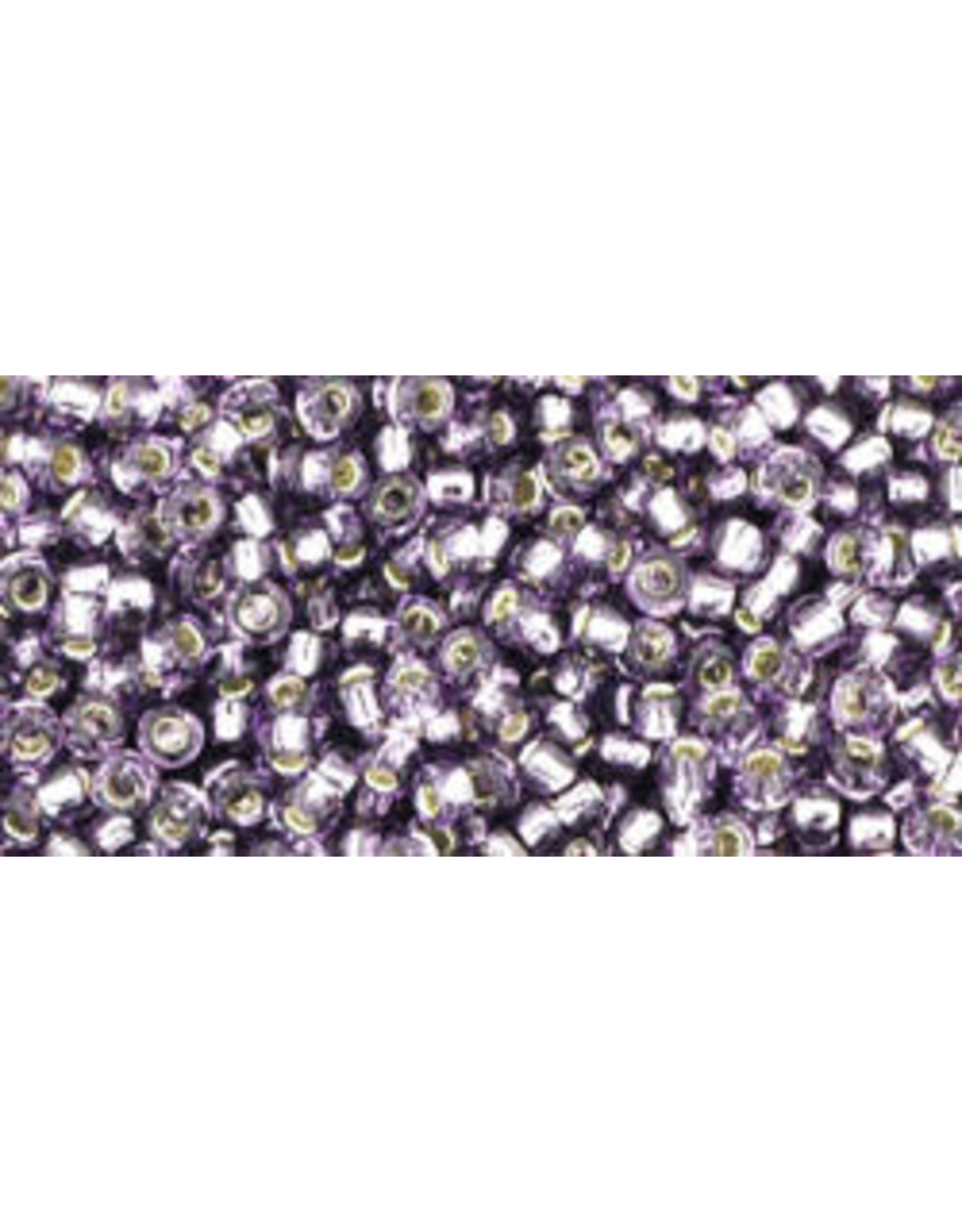 Toho 39 11  Round 6g Tanzanite Purple s/l