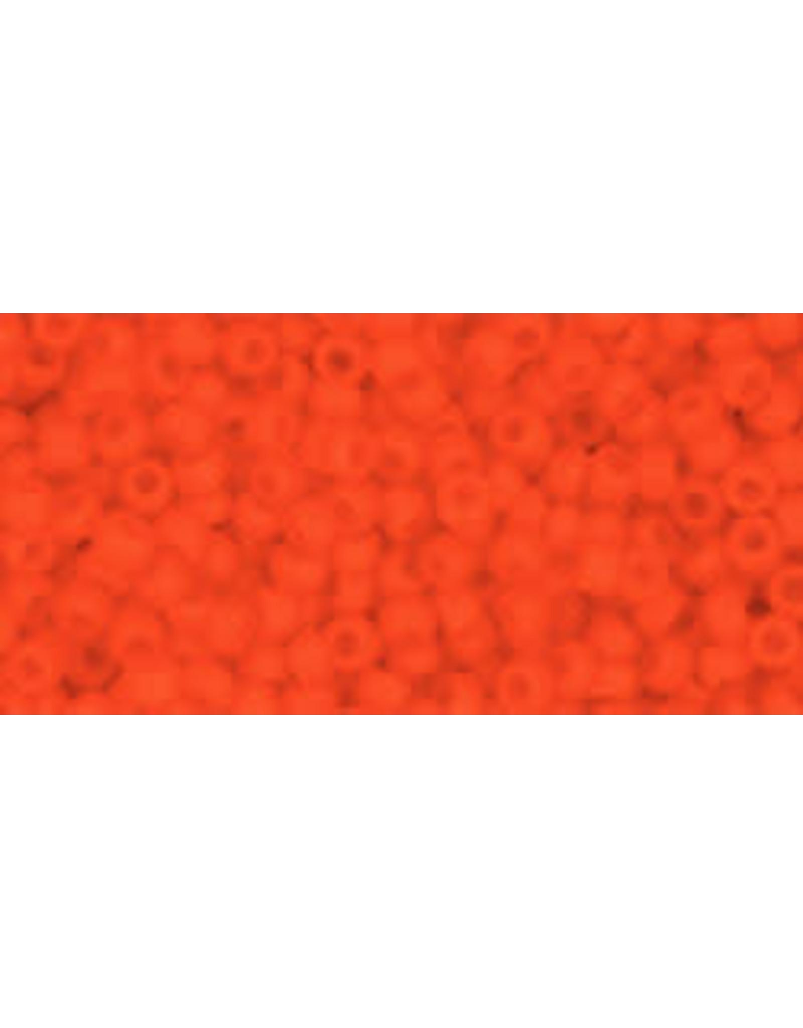 Toho 50fB 11  Round 40g Opaque Dark Orange Matte