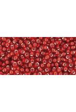 Toho 25cB 11 Toho Round 40g Ruby Red s/l