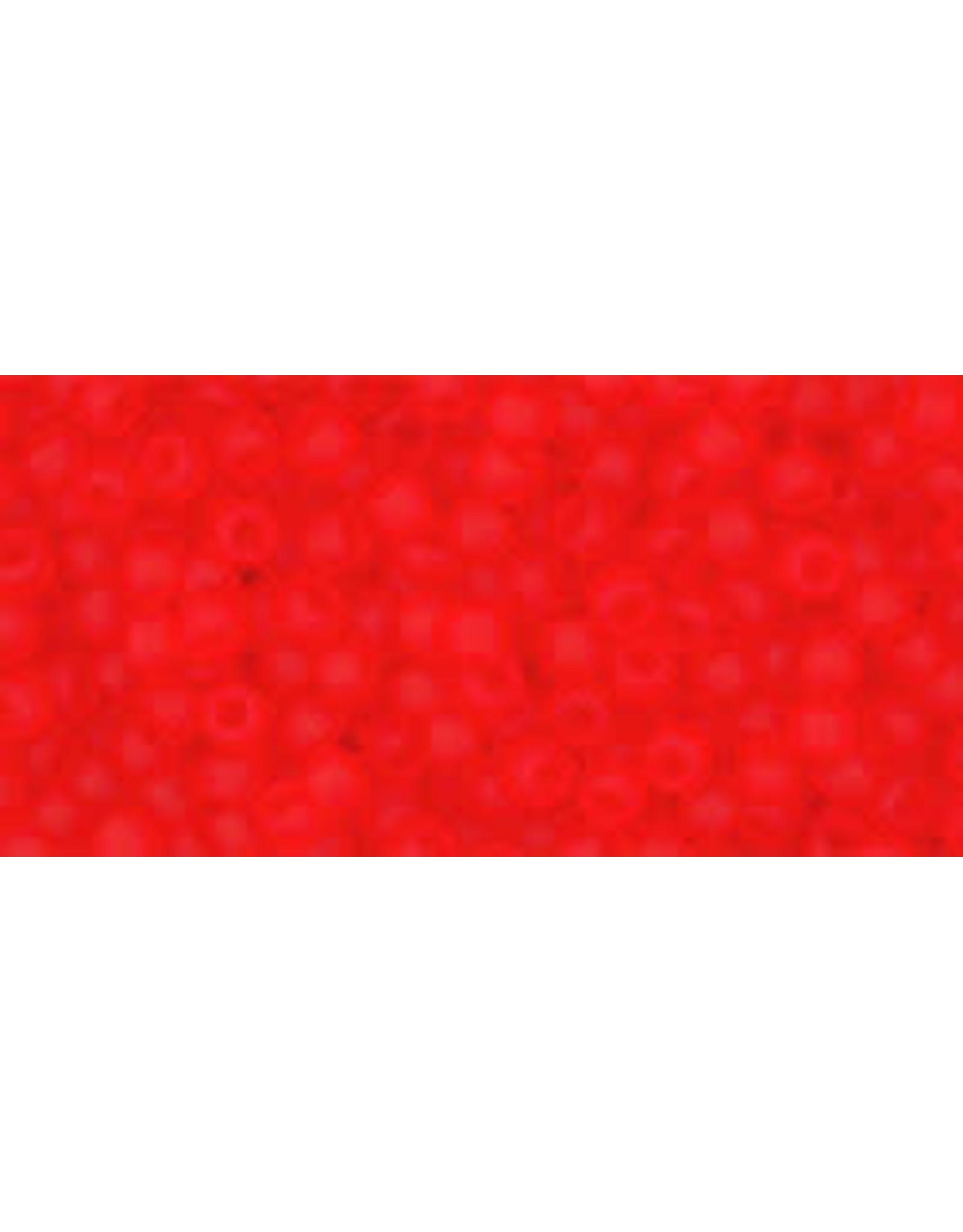 Toho 5fB 11  Round 40g Light Siam Red Matte