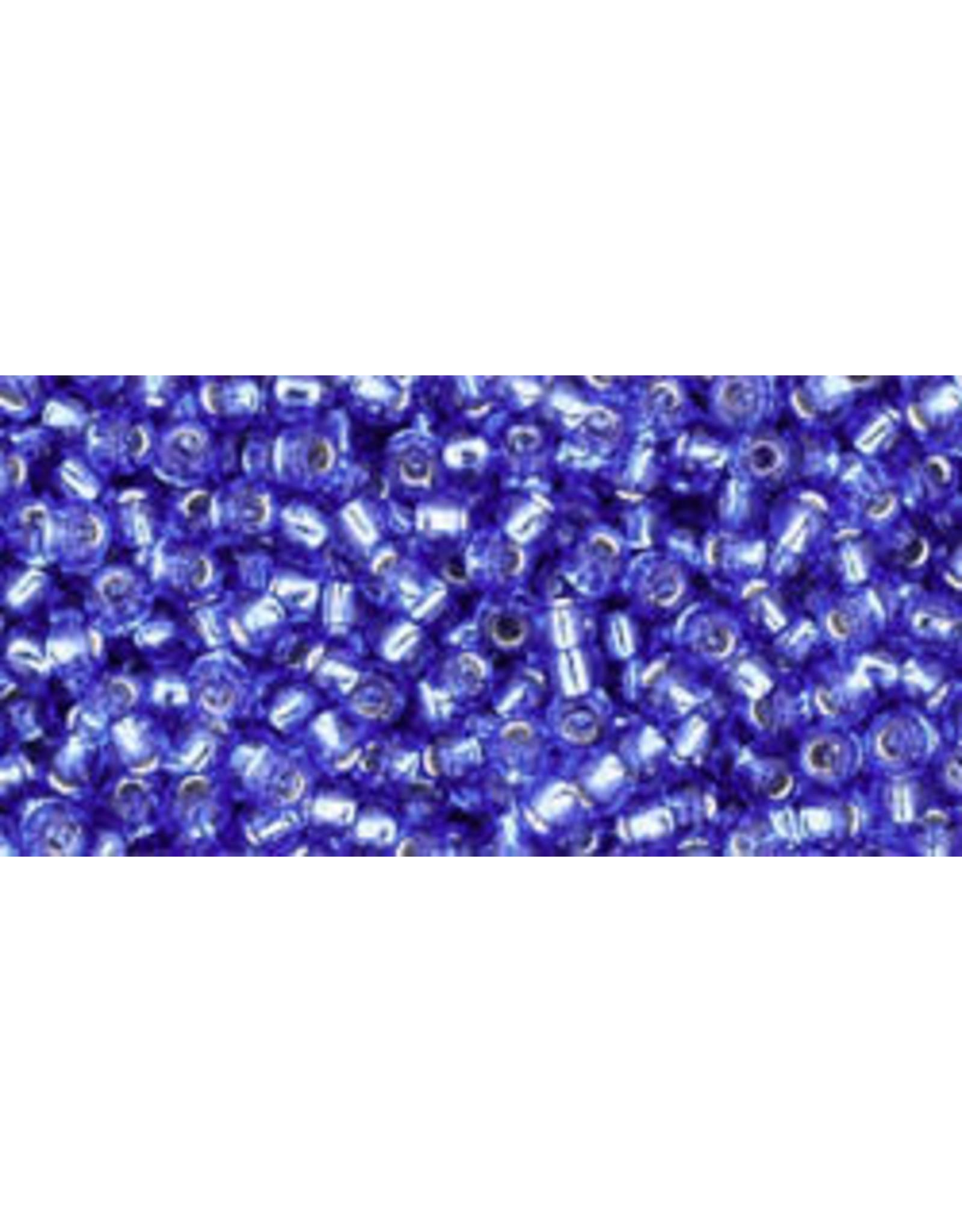 Toho 35B 11  Round 40g Sapphire Blue s/l