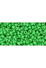 Toho 47fB 11 Toho Round 40g Opaque Mint Green Matte