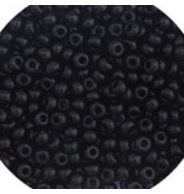 Czech 401624 6 Czech Seed 20g Op Jet Black