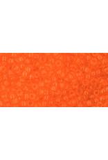 Toho 10b 11 Toho Round 6g Transparent  Hyacinth Orange