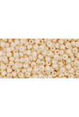 Toho 123 11 Toho Round 6g Opaque Light Beige Brown Lustre