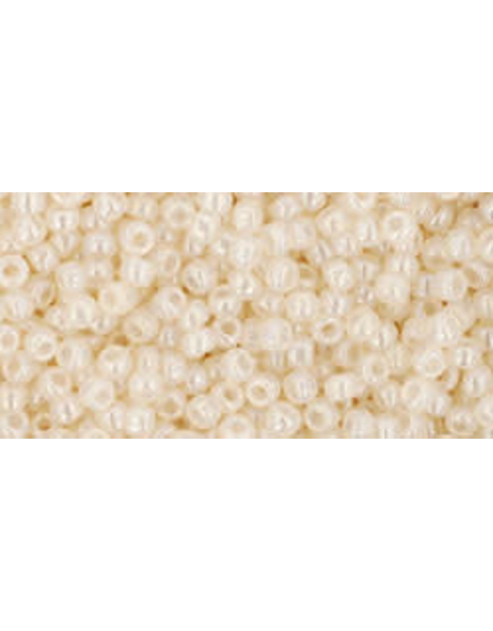 Toho 147 11  Round 6g Ceylon Light Ivory