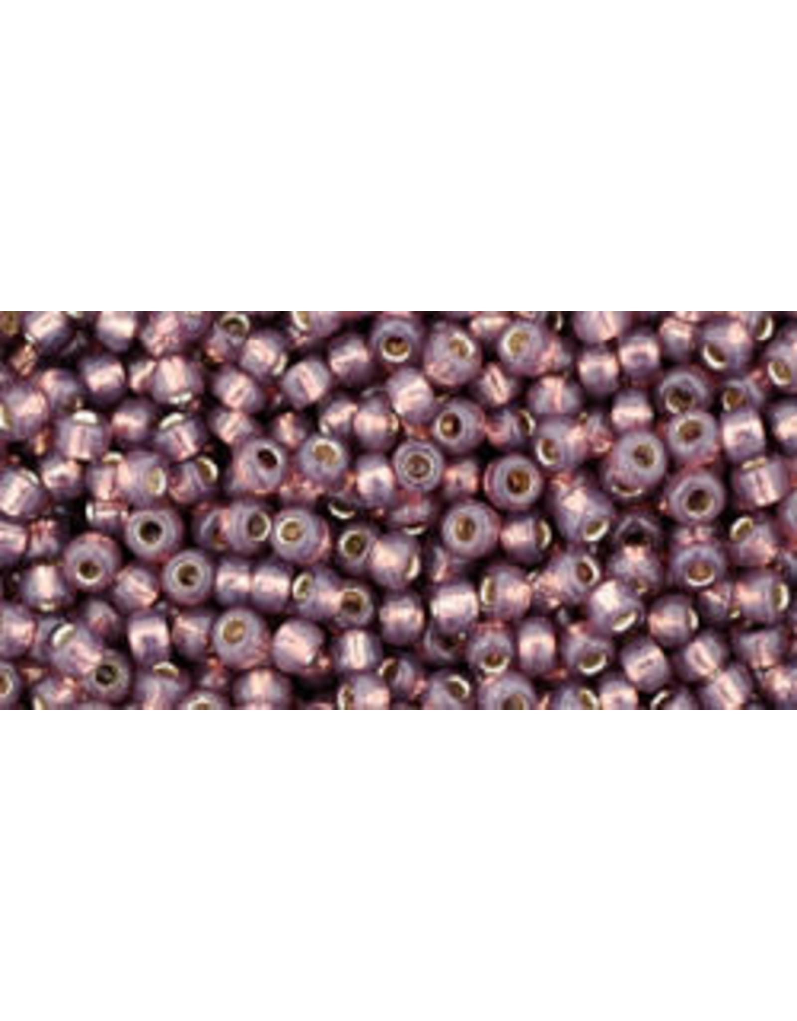 Toho 2114 11 Toho Round 6g Nutmeg Purple Milky s/l