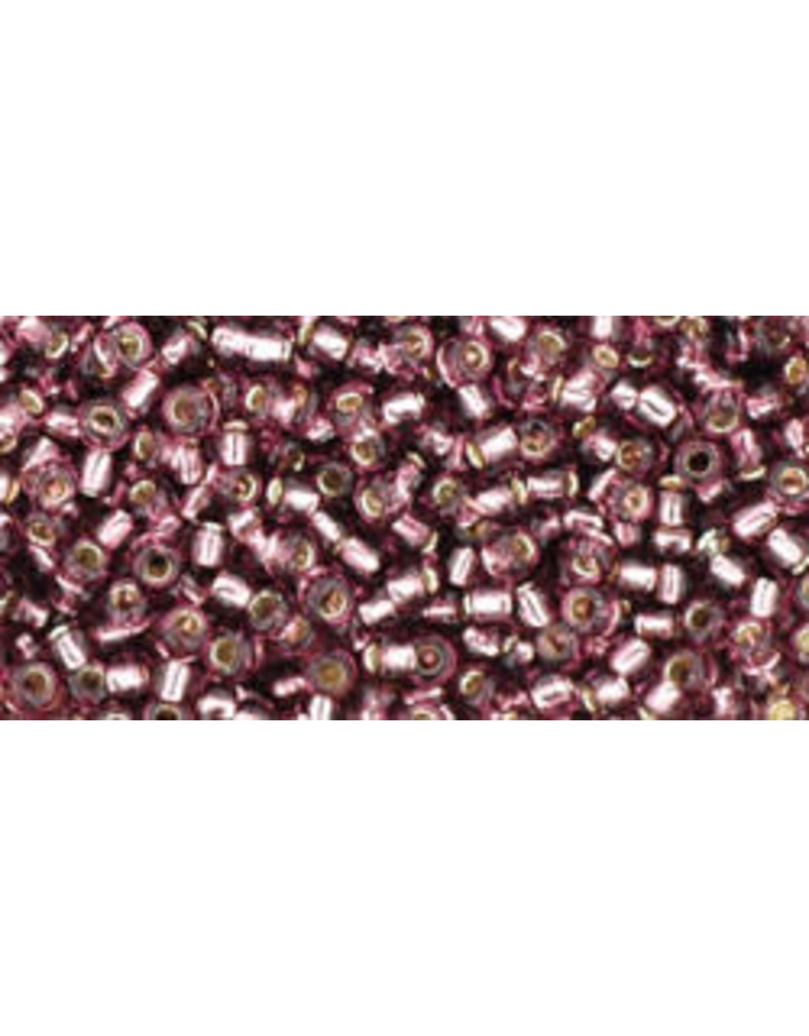 Toho 26b 11  Round 6g Medium Amethyst Purple s/l