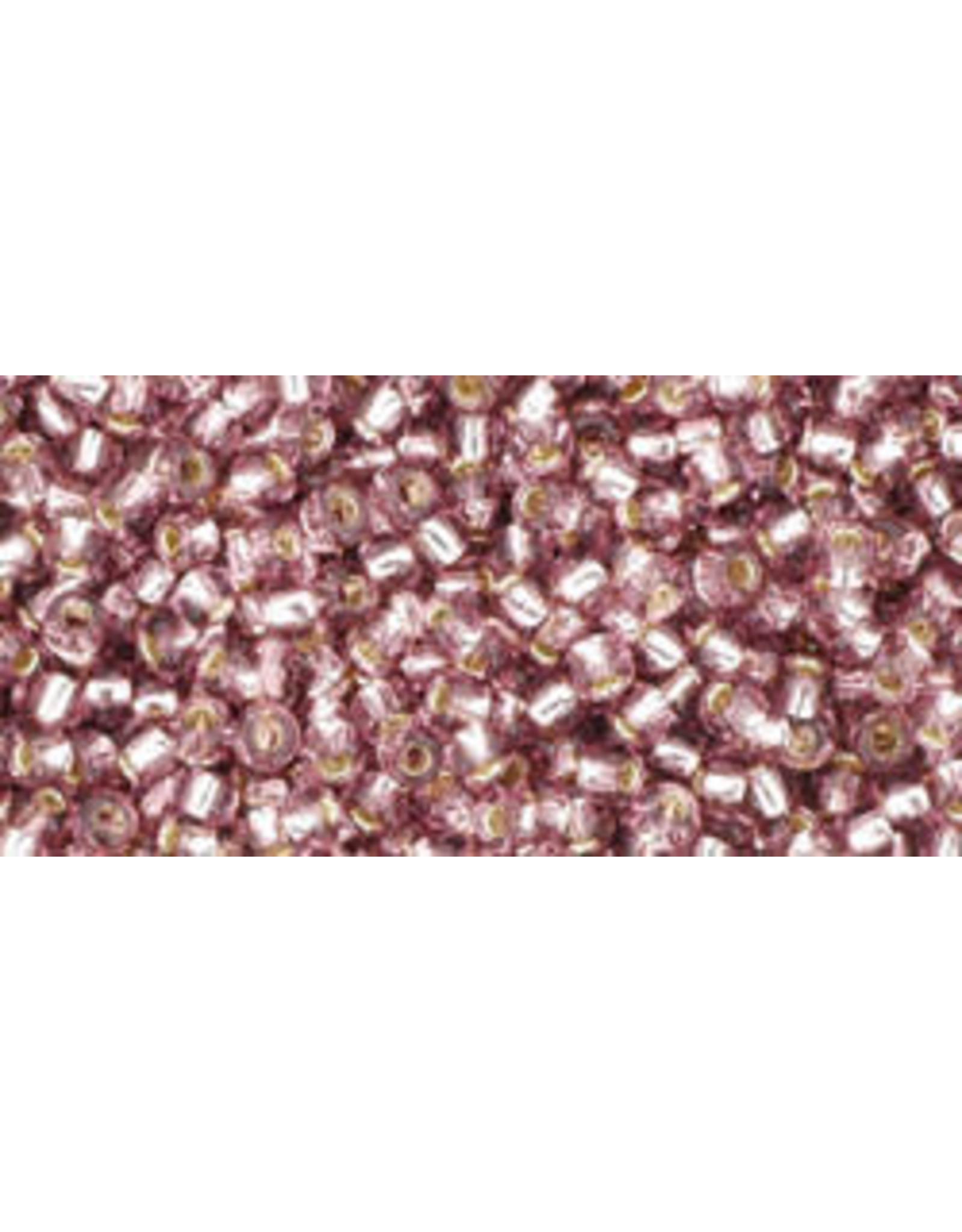 Toho 26 11  Round 6g Light  Amethyst Purple s/l