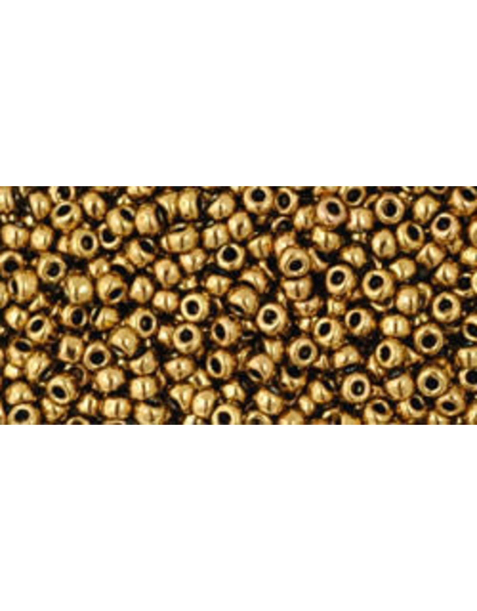 Toho 223B 11 Toho Round 40g Antique Bronze Brown Metallic