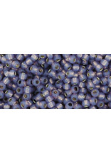 Toho 2124B 11  Round 40g Lavender Purple Milky s/l
