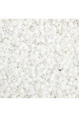 Miyuki db351 11 Delica 3.5g Opaque White Matte
